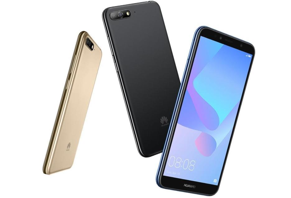 Huawei Y6 2018 - budżetowiec, który może się podobać