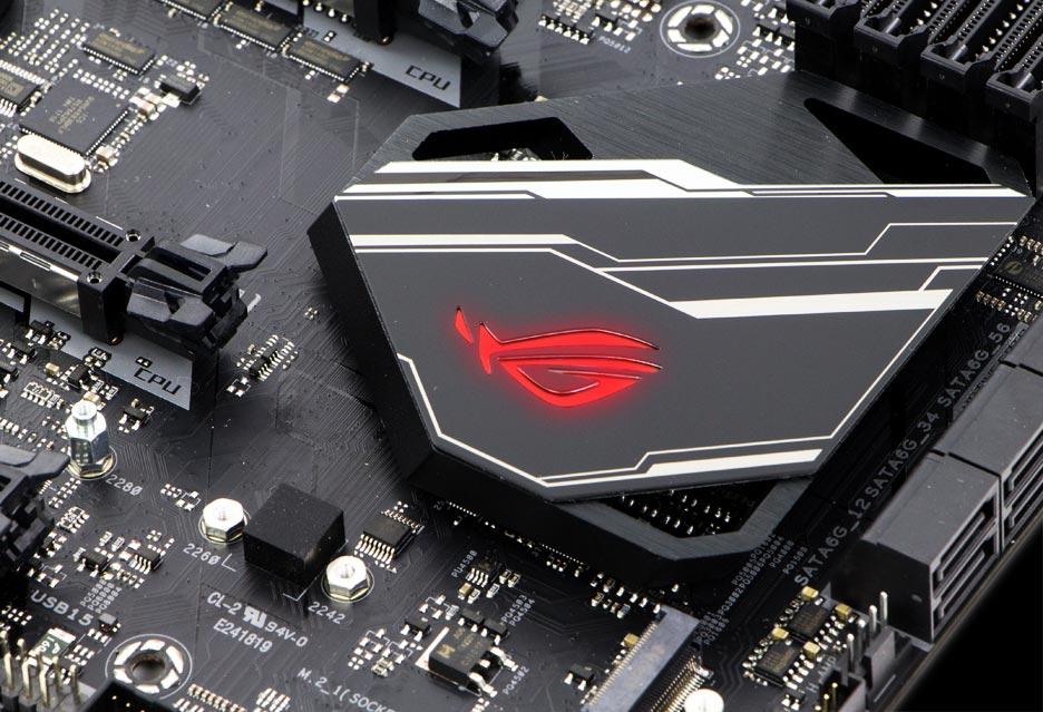 ASUS ROG Crosshair HERO VII Wi-Fi - gotowa na Ryzeny drugiej generacji   zdjęcie 1