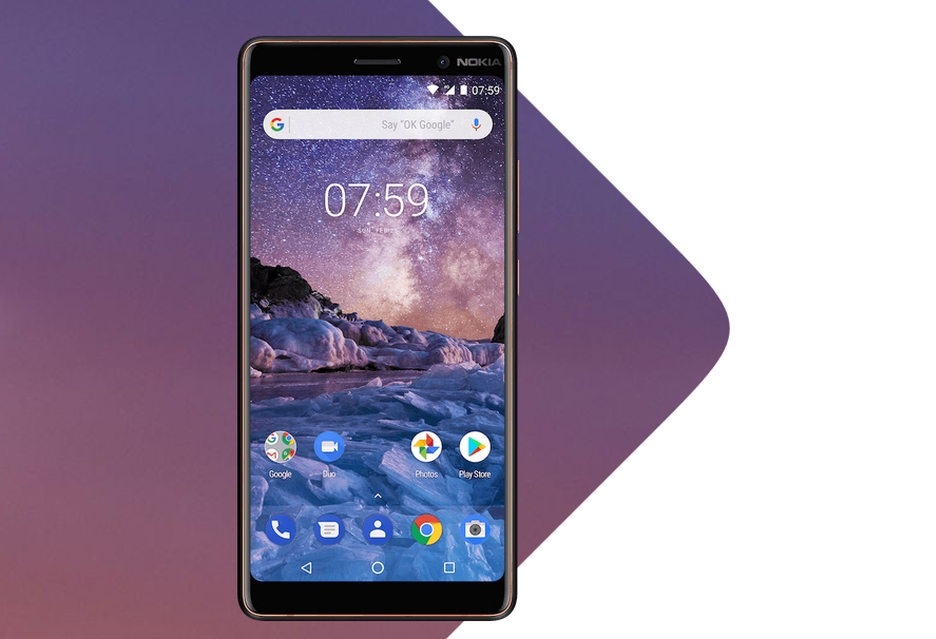 Poznaliśmy polskie ceny smartfonów Nokia 7 Plus i Nokia 8 Sirocco