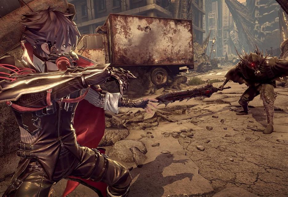 Tak wygląda Code Vein, czyli Dark Souls w stylu anime - krótki gameplay