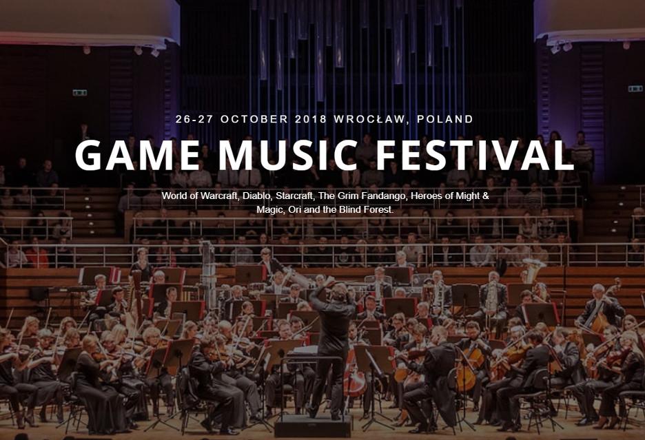 Game Music Festival we Wrocławiu - wspaniała muzyka z gier na żywo