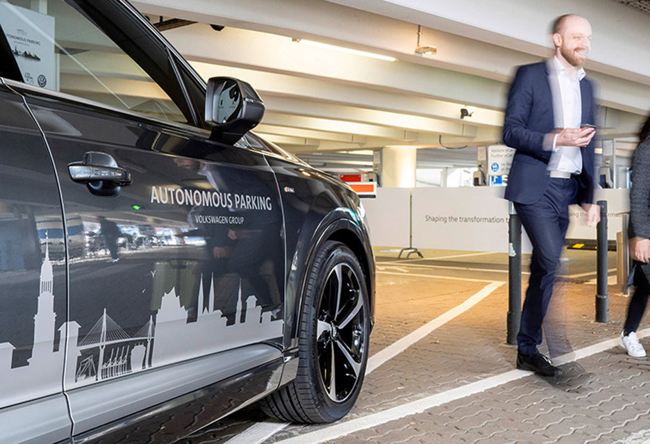Volkswagen i auta, które parkują same
