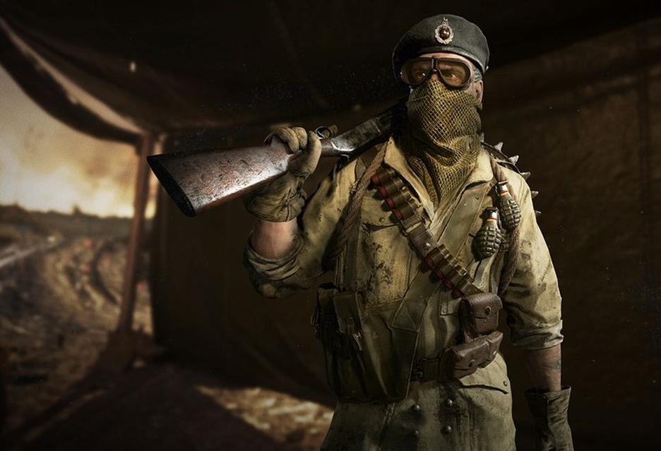W Call of Duty: WWII rozpoczął się Blitzkrieg