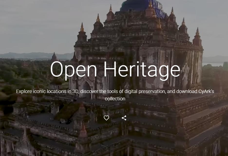 Wirtualne odwiedziny zagrożonych cudów kultury - Open Heritage od CyArk i Google
