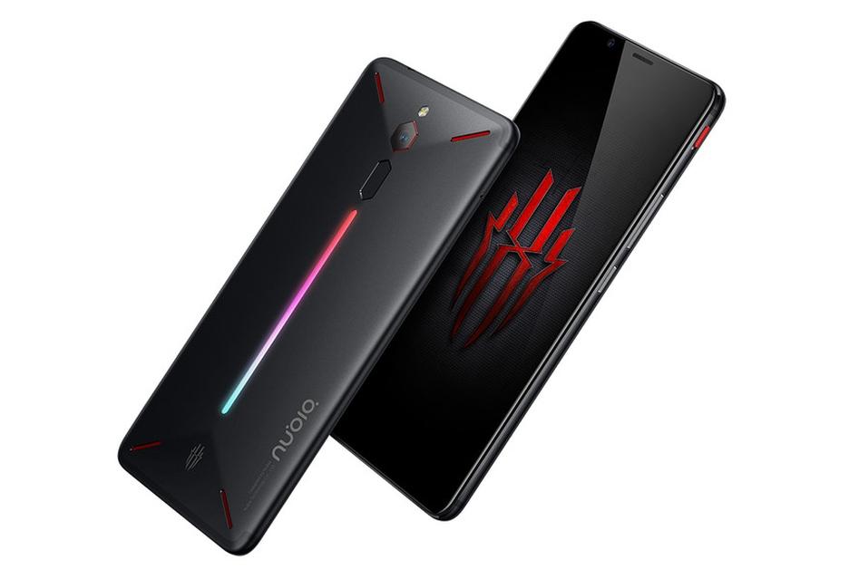 Oto Nubia Red Magic - kolejny smartfon dla graczy