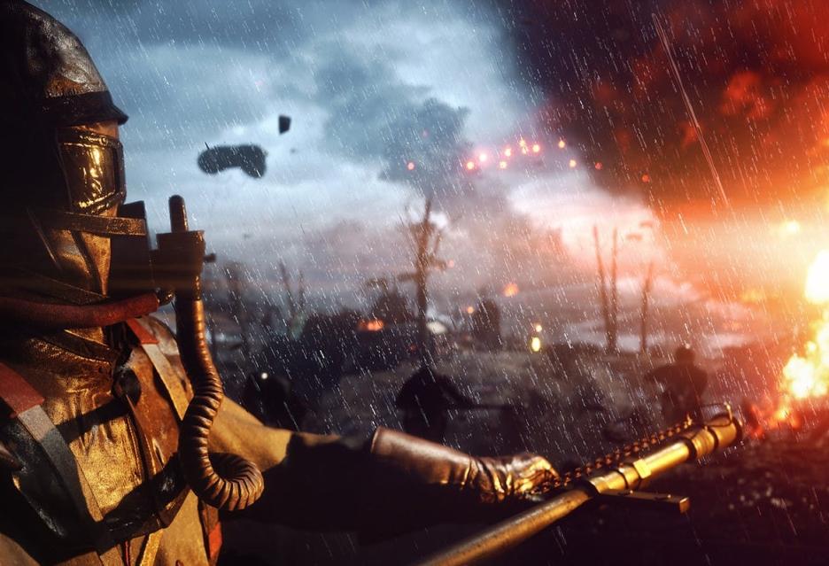 Battlefield 5 również z trybem battle royale?