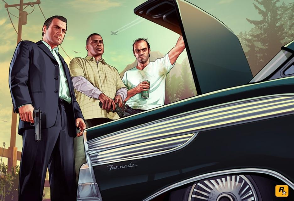 GTA V: Premium Online Edition już oficjalnie