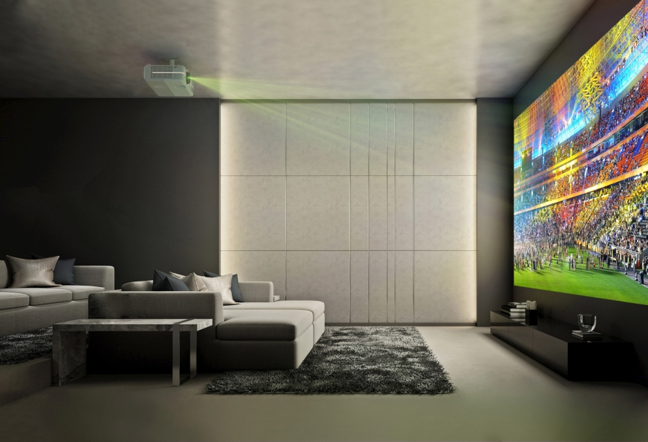 Optoma UHD40 - filmy i mecze piłkarskie w 4K na dużym ekranie