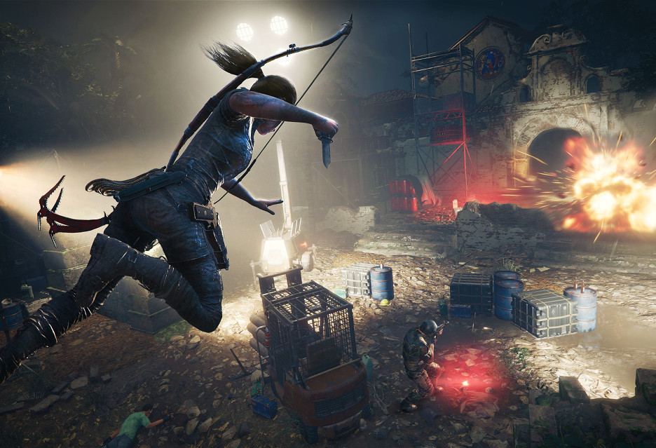 Oto Shadow of the Tomb Raider - zwiastun, screeny i pierwsze szczegóły