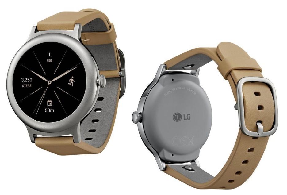 LG Watch Timepiece ma punktować przede wszystkim czasem pracy na baterii