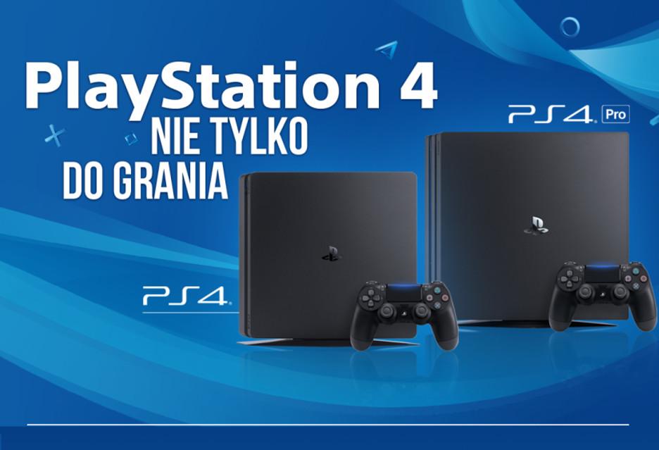 PlayStation 4 i PS4 Pro w obniżonych cenach