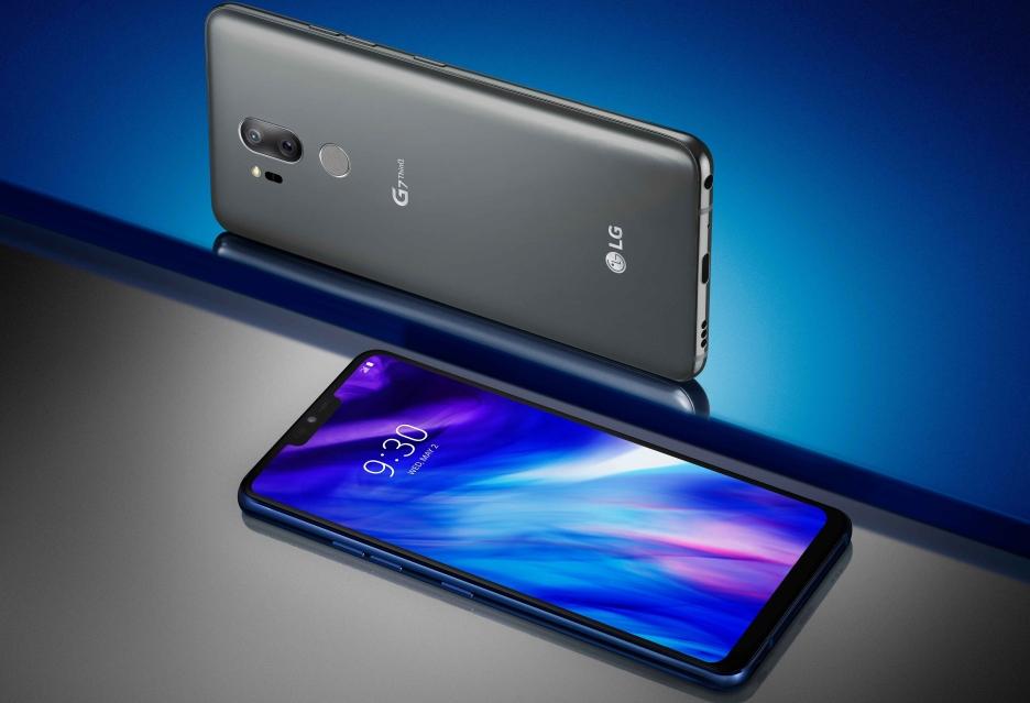 Premiera LG G7 ThinQ - spora zmiana stylistyki i bardzo mocna specyfikacja