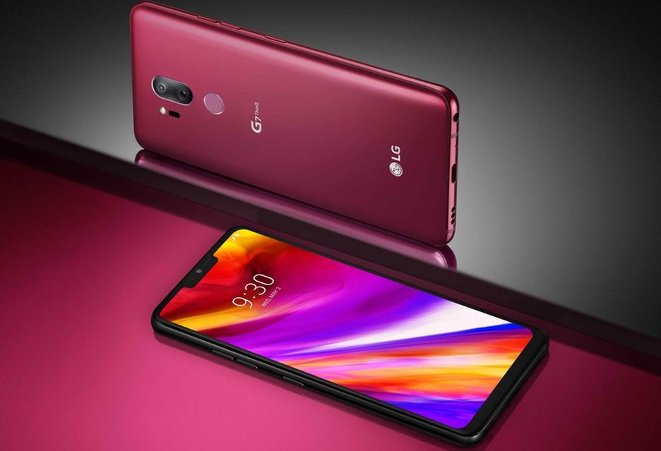 LG G7 ThinQ vs Galaxy S9+ vs Xiaomi Mi Mix 2s vs Huawei P20 Pro - porównanie specyfikacji