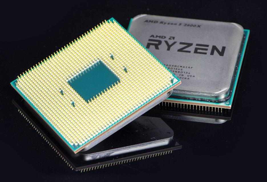 Statystyki sprzedaży procesorów po premierze modeli AMD Ryzen 2000