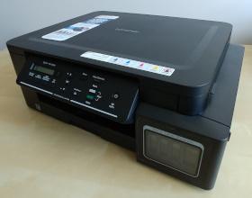 Brother DCP-T510W – tanie w eksploatacji urządzenie 3w1