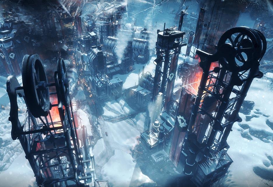 Frostpunk – łamigłówka w skórze budowlanej symulacji | zdjęcie 1