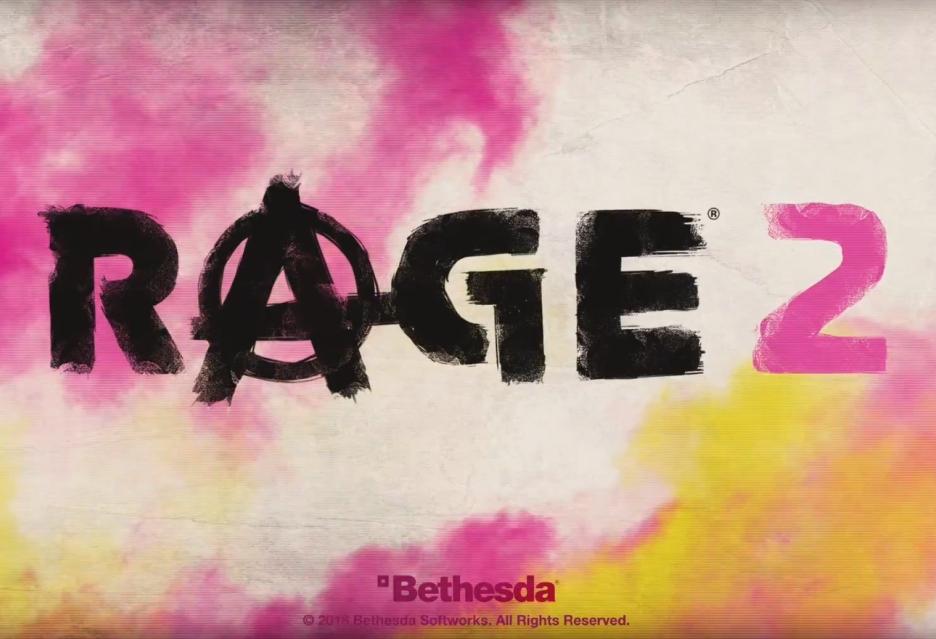 RAGE 2 oficjalnie zapowiedziane [AKT. 2 - gameplay]