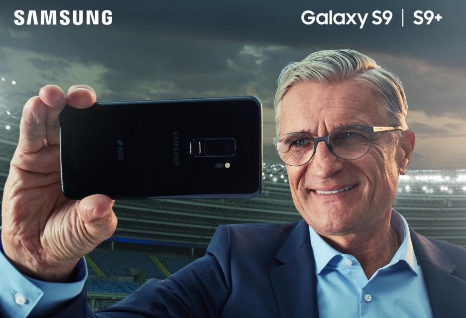Kup Galaxy S9 lub Galaxy S9+ i odbierz do 2000 zł za stary smartfon
