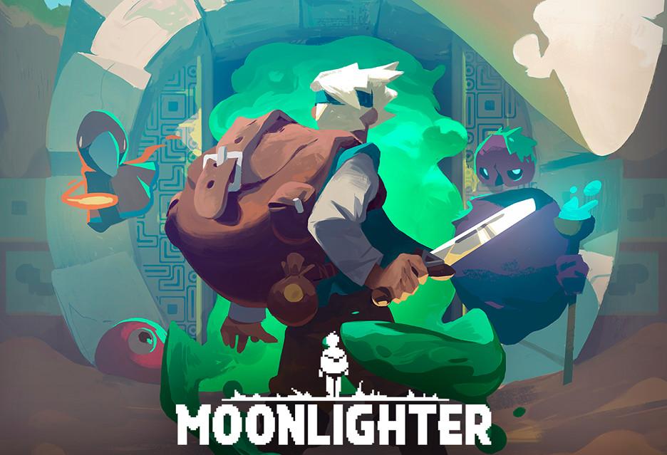 Klimat i humor - tak wygląda Moonlighter na każdej z platform