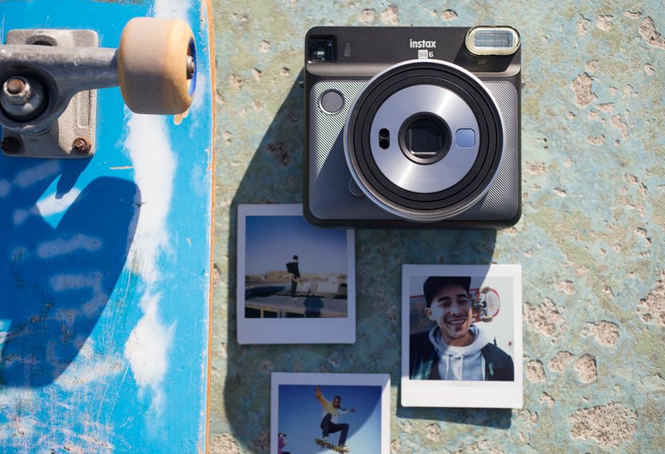 Fujifilm instax SQUARE SQ6 - w kwadratowym formacie, analogowo i natychmiastowo