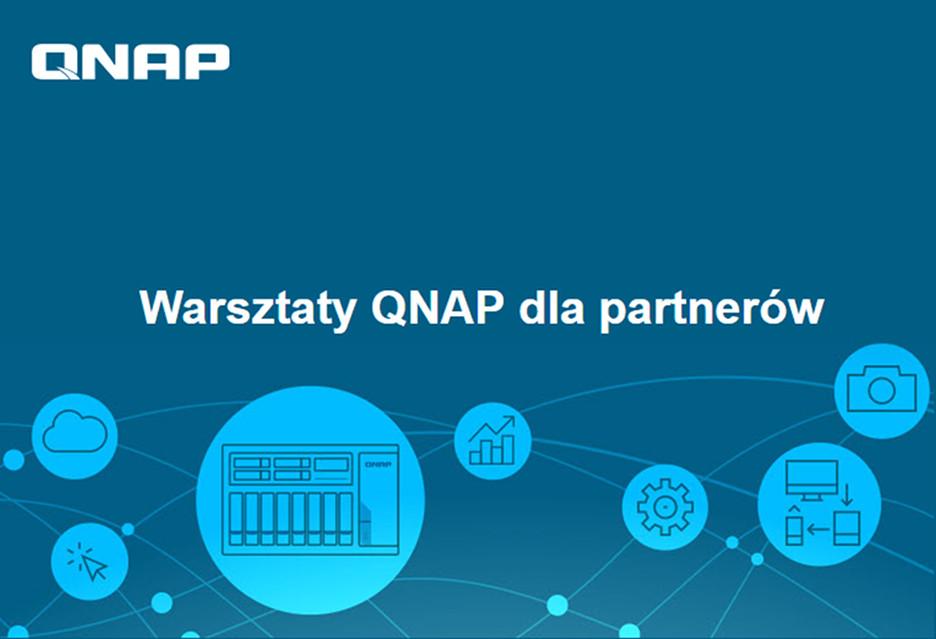 Warsztaty techniczne QNAP w Szczecinie