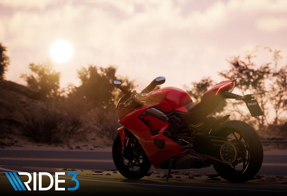 Wielki (?) powrót motocykli - RIDE 3 w drodze