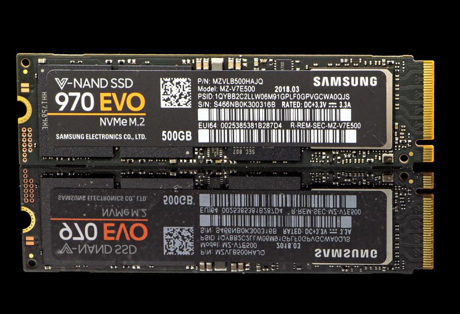 Samsung SSD 970 EVO – godny następca SSD 960 EVO? | zdjęcie 1
