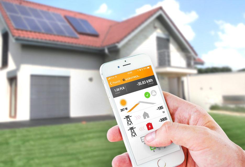 Monitoring domu i inteligentne zarządzanie energią z systemami Ekontrol i Opti-Ener | zdjęcie 1