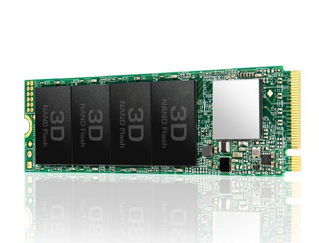 Transcend PCIe SSD 110S - wydajne i niedrogie SSD pod PCIe NVMe