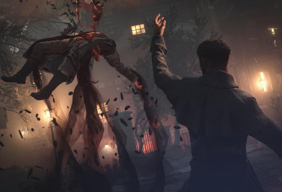 Vampyr w złocie - twórcy pokazali fragmenty rozgrywki
