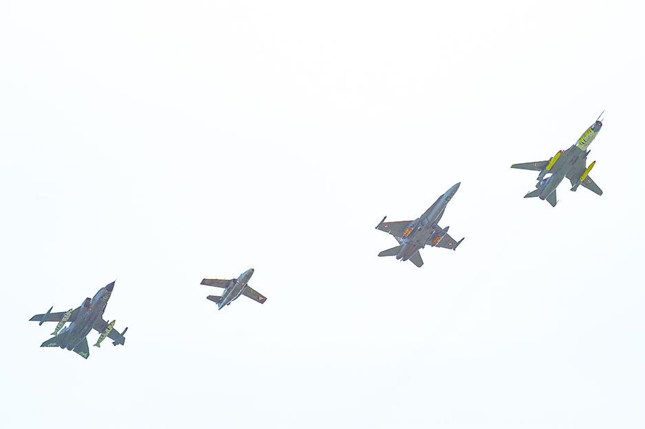 Air Show 2018 Poznań - zdjęcia z pokazów lotniczych | zdjęcie 9