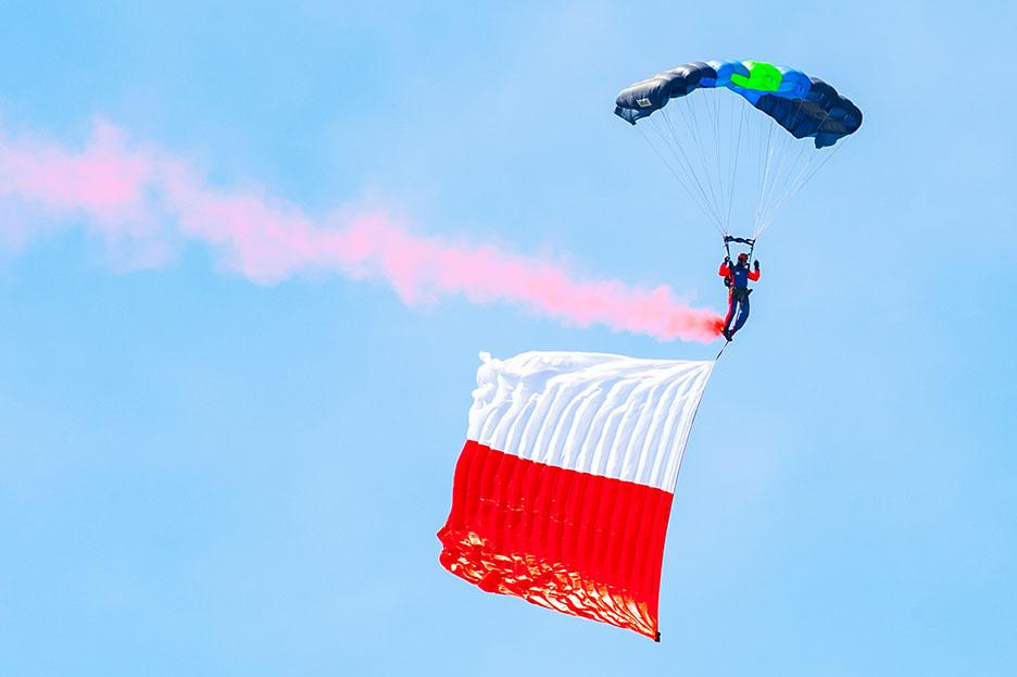 Air Show 2018 Poznań - zdjęcia z pokazów lotniczych | zdjęcie 17
