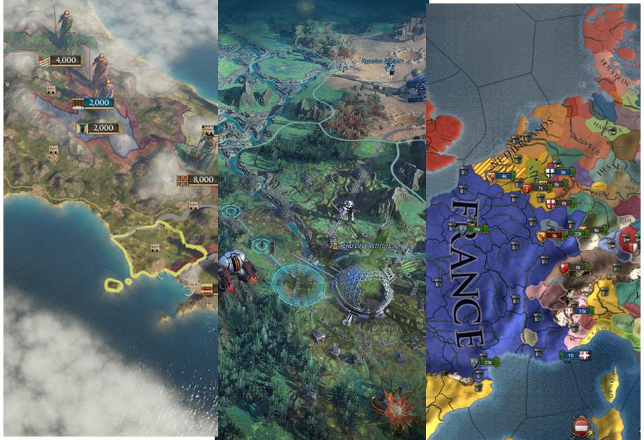 Imperator: Rome, Age of Wonders: Planetfall oraz inne strategiczne nowości od Paradox