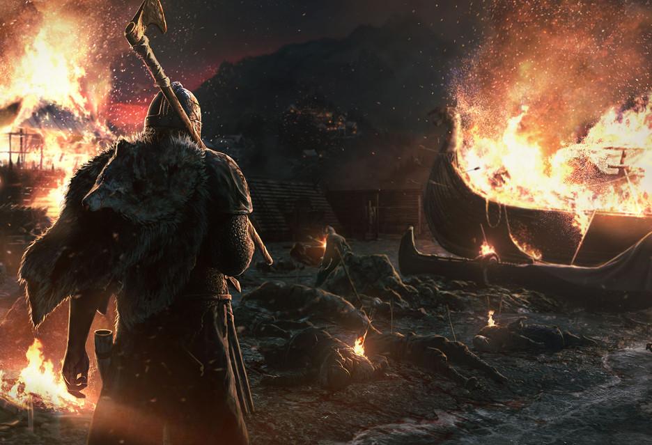 Ancestors Legacy - polski RTS o średniowieczu debiutuje dziś na rynku