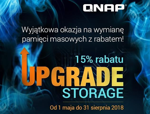 Wymień stary NAS na nowy QNAP - zapłacisz o 15 proc. mniej