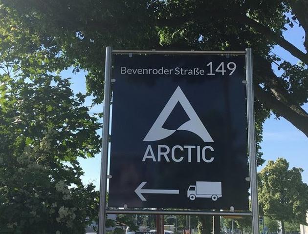 Arctic z optymizmem patrzy w przyszłość i przeprowadza się do większej centrali
