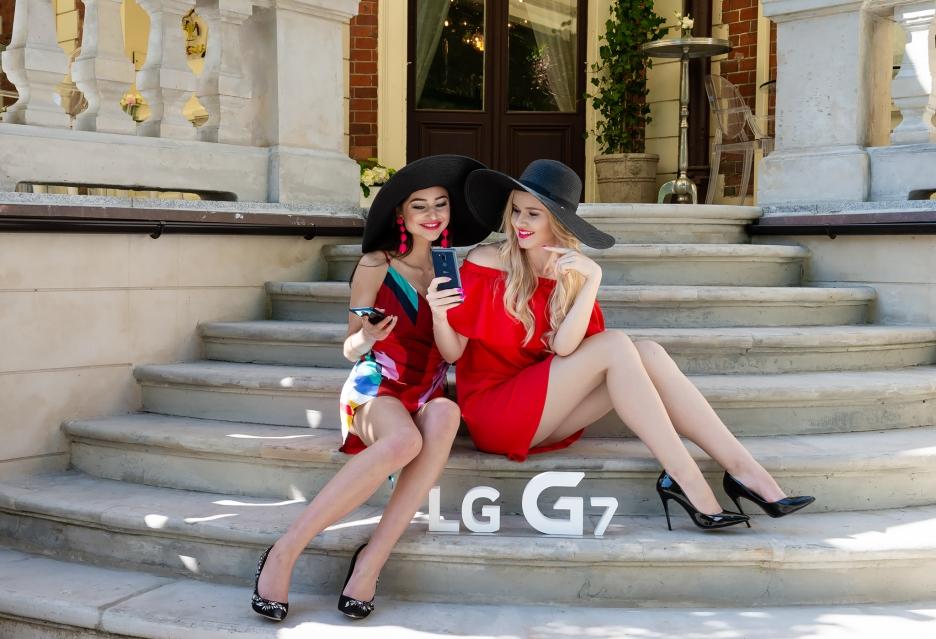 Polska premiera LG G7 ThinQ - znamy cenę, w przedsprzedaży m.in. telewizor w prezencie
