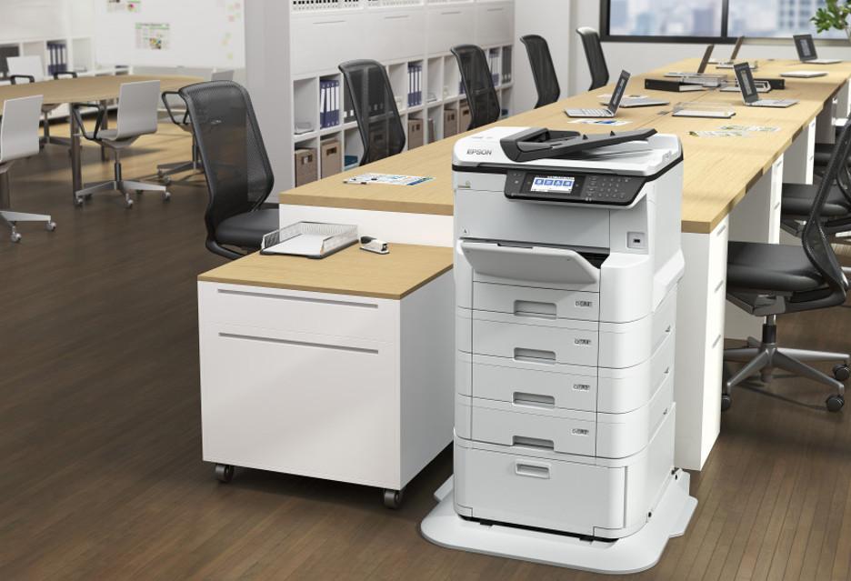 Nowe wydajne drukarki Epson WorkForce