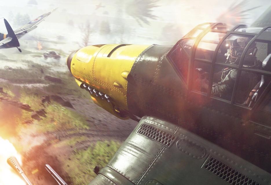 NVIDIA pomaga przy pracach nad Battlefield 5 - rekomenduje karty GeForce GTX