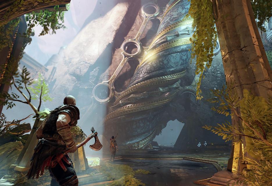 God of War ma świetne tempo - 5 milionów egzemplarzy w miesiąc