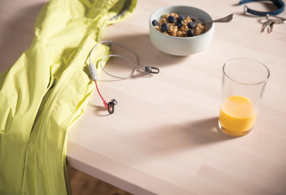 Lekkie słuchawki bezprzewodowe Plantronic BB FIT 305 do sportu i na co dzień