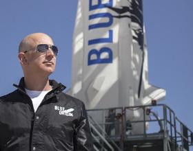 """""""Musimy opuścić tę planetę, by uczynić ją lepszą"""" - Jeff Bezos"""