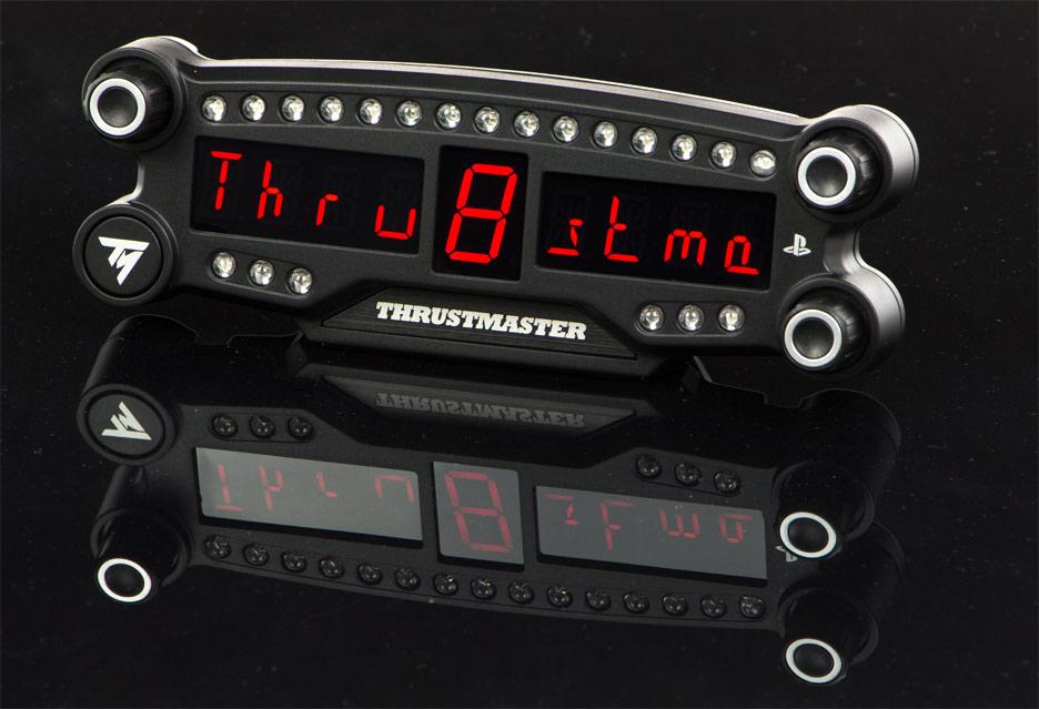 Thrustmaster BT LED Display – wyścigowy gadżet dla największych pasjonatów | zdjęcie 1