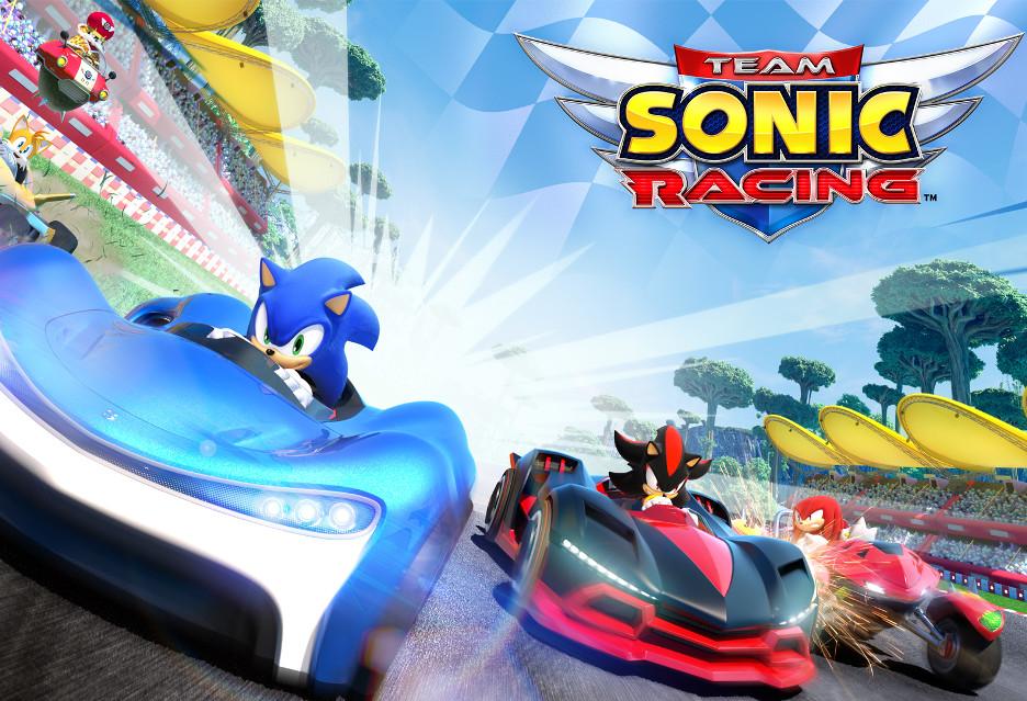 Team Sonic Racing - zręcznościowe wyścigi dla jednego i dla wielu [AKT. - gameplay]
