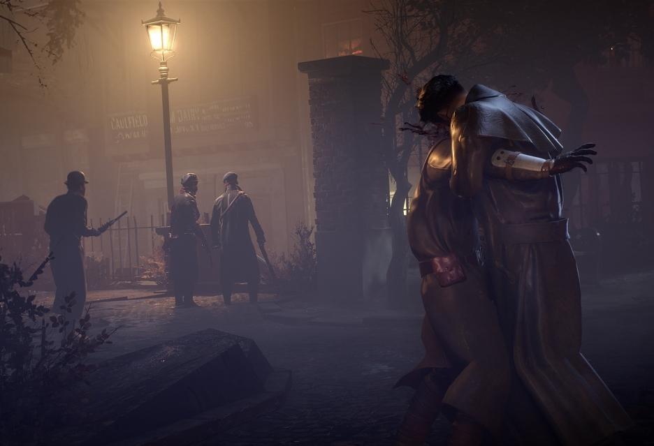 Vampyr jest naprawdę blisko - premierowy zwiastun gry
