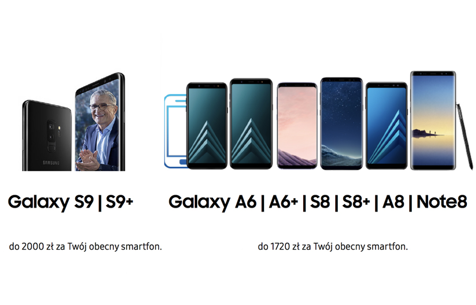 Wymień smartfon na Samsunga i zyskaj pieniądze | zdjęcie 1