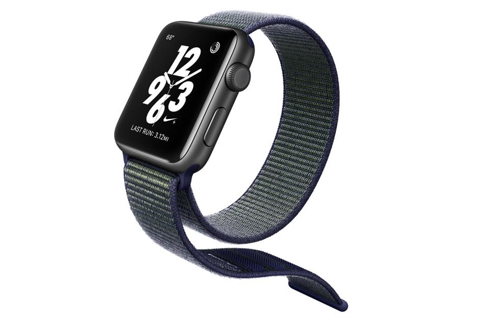Nowy Apple Watch z przyciskami reagującymi na dotyk
