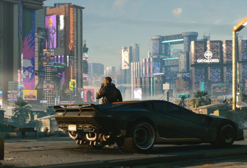 Doczekaliśmy się - Cyberpunk 2077 na zwiastunie! [AKT. - brak DRM i mikropłatności]