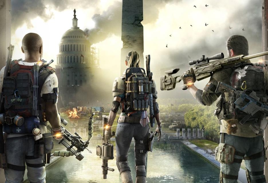 The Division 2 - data premiery i gameplay z E3 2018 [AKT.]