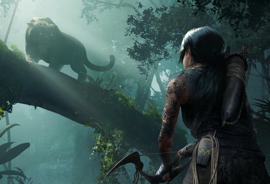 Pierwsze fragmenty rozgrywki z Shadow of the Tomb Raider [AKT. - wideo z konferencji Square Enix]